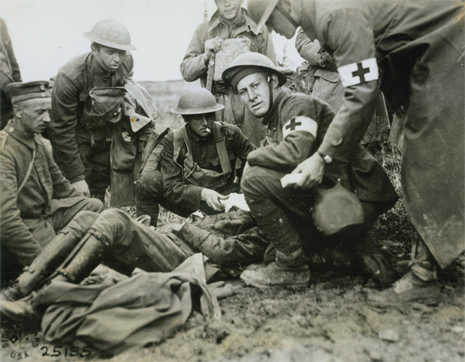 1918 – WWI ends