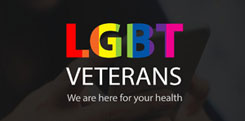 Resources - LGBT Veterans Image