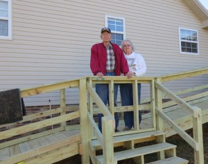 DAV Members And Volunteers From Chapter 20 In Lawrenceburg, TN., Have Built  Over 12 Ramps For Veterans In Need Of Help To Maneuver Their Driveways And  ...